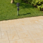 stamped concrete for exterior